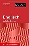 English Vocabulary Trainer 5th/10 Class