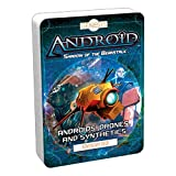 The Androids, Drones and Synthetics Adversary Deck - Genesys RPG